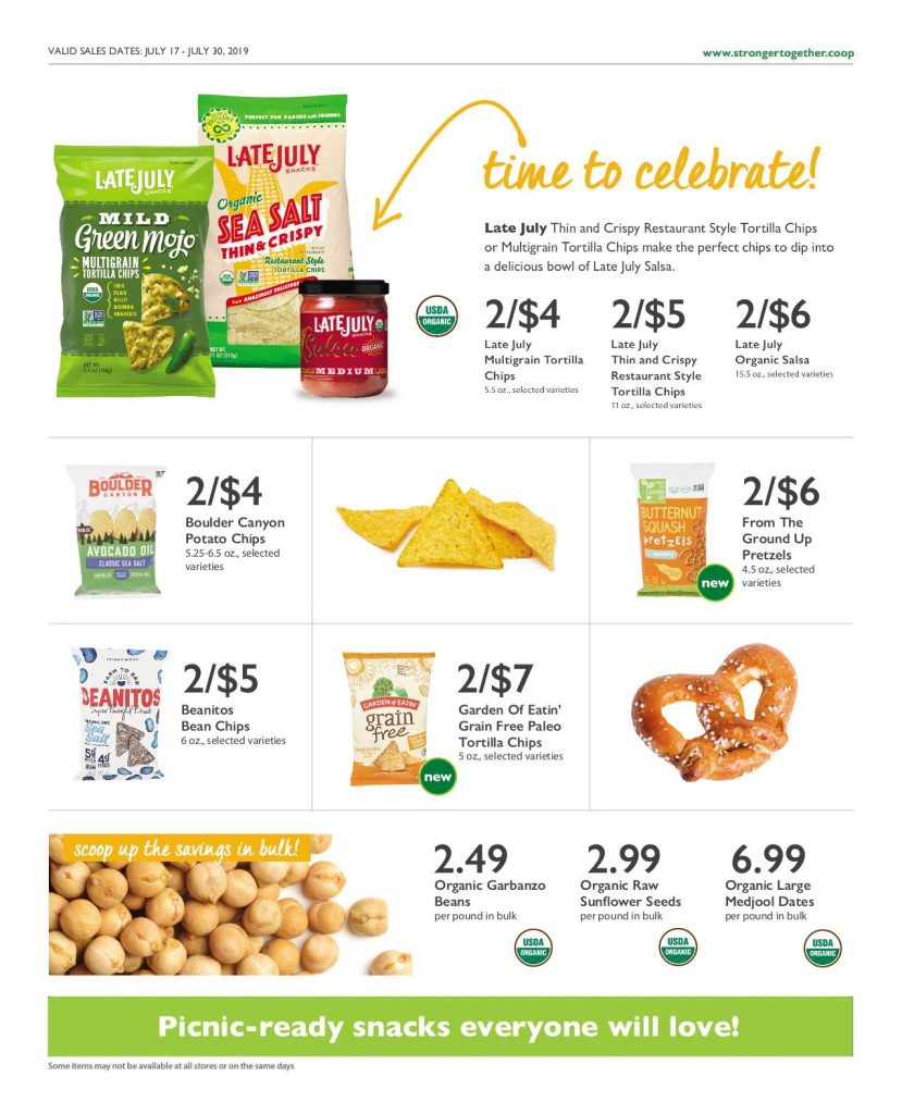 Find more great ways to save with our Fresh Deals flyer.