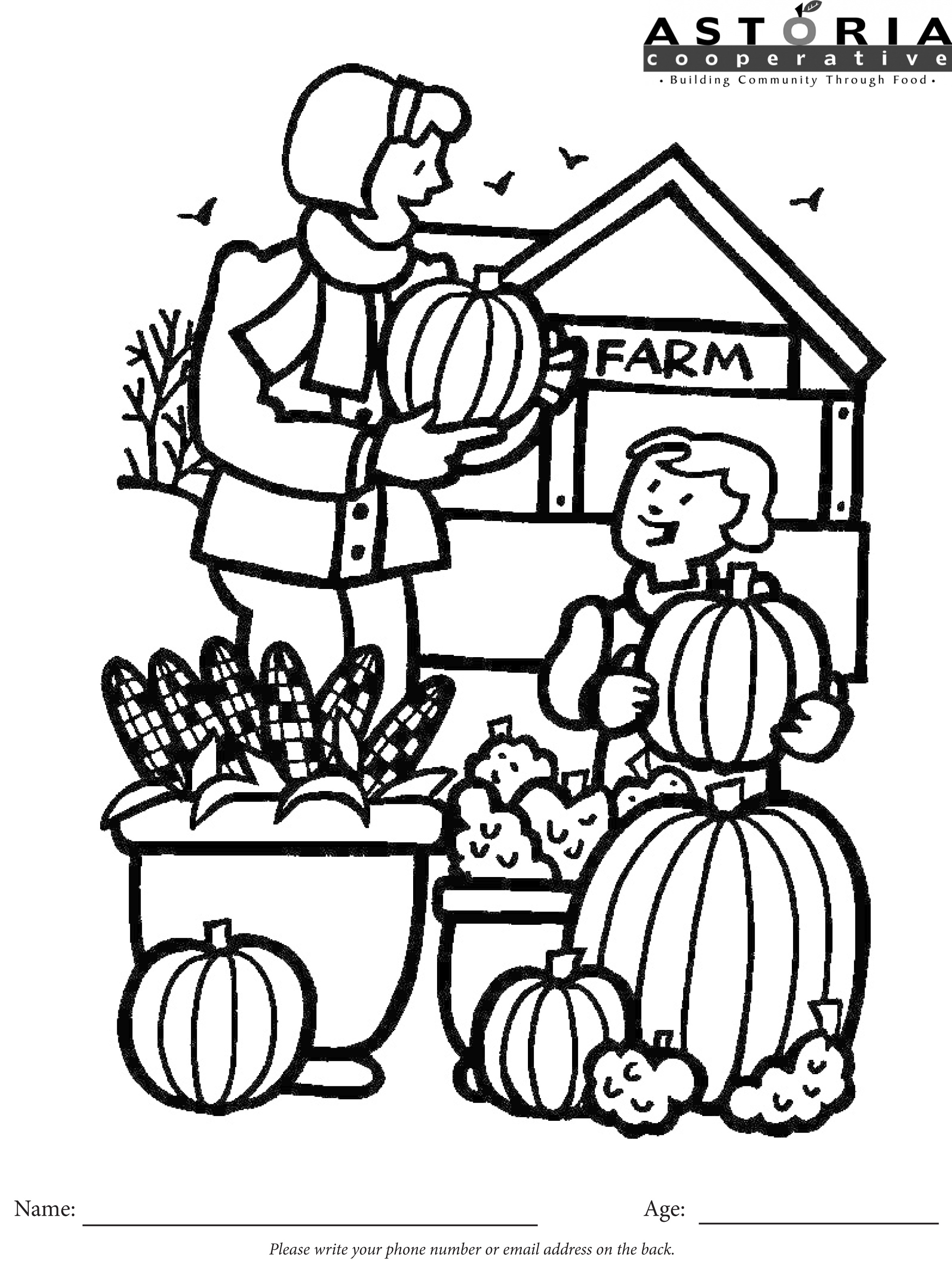 Coloring pages for halloween coloring contest - Halloween Coloring Contest